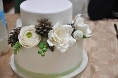 תמונה 10 מתוך חוות דעת על תמר על ההר - עוגות חתונה