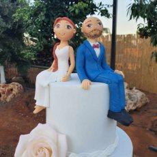 תמונה 6 מתוך חוות דעת על תמר על ההר - עוגות חתונה