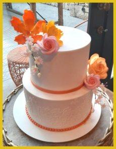 תמונה 1 מתוך חוות דעת על תמר על ההר - עוגות חתונה