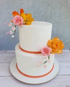 תמונה 2 מתוך חוות דעת על תמר על ההר - עוגות חתונה