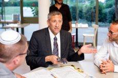 תמונה 2 של הרב יהושע אנגלמן - רבנים ועורכי טקסים