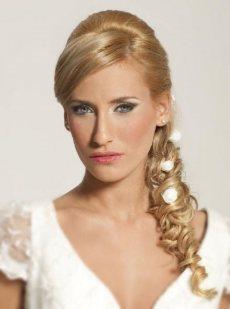 תמונה 8 של תמר הלאלי - איפור ושיער - איפור כלות