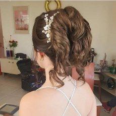 תמונה 2 מתוך חוות דעת על תמר הלאלי - איפור ושיער - איפור כלות