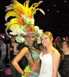 תמונה 2 של רקדניות ברזילאיות מורנגו - אטרקציות וגימיקים לאירועים