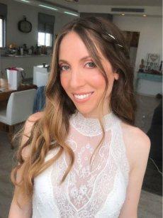 תמונה 2 מתוך חוות דעת על שרון מימון - איפור ועיצוב שיער לכלות - איפור כלות
