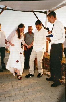 תמונה 9 של רב רפורמי אמיר וינד - חתונה רפורמית - עורכי טקסים אלטרנטיביים