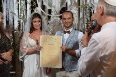 תמונה 4 של רב רפורמי אמיר וינד - חתונה רפורמית - עורכי טקסים אלטרנטיביים