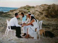 תמונה 5 של רב רפורמי אמיר וינד - חתונה רפורמית - עורכי טקסים אלטרנטיביים