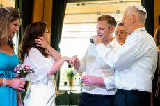 תמונה 5 מתוך חוות דעת על רב רפורמי אמיר וינד - חתונה רפורמית - עורכי טקסים אלטרנטיביים