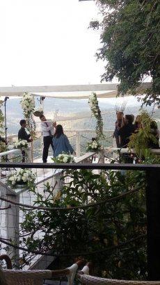 תמונה 2 מתוך חוות דעת על פיצ׳ונקה - מסעדה כפרית בהרים - גני אירועים