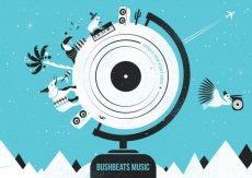 תמונה 5 של BUSH BEATS MUSIC - תקליטנים