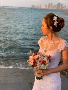 תמונה 9 מתוך חוות דעת על שלי לאון סטודיו ואקדמיה לאיפור - איפור כלות