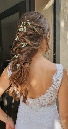 תמונה 10 של שני שוסטר תסרוקות כלה-ערב - תסרוקות כלה ועיצוב שיער