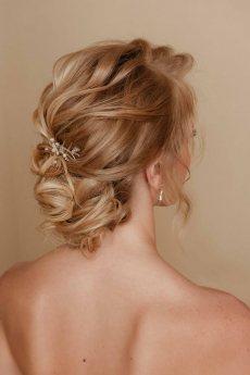 תמונה 1 של שני שוסטר תסרוקות כלה-ערב - תסרוקות כלה ועיצוב שיער