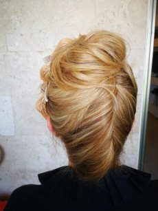 תמונה 4 מתוך חוות דעת על שני שוסטר תסרוקות כלה-ערב - תסרוקות כלה ועיצוב שיער