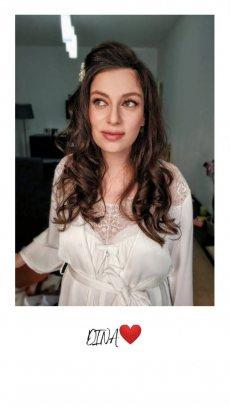 תמונה 12 מתוך חוות דעת על שני שוסטר תסרוקות כלה-ערב - תסרוקות כלה ועיצוב שיער