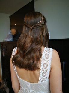 תמונה 5 מתוך חוות דעת על שני שוסטר תסרוקות כלה-ערב - תסרוקות כלה ועיצוב שיער