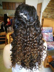 תמונה 3 מתוך חוות דעת על שני שוסטר תסרוקות כלה-ערב - תסרוקות כלה ועיצוב שיער