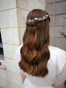 תמונה 2 מתוך חוות דעת על שני שוסטר תסרוקות כלה-ערב - תסרוקות כלה ועיצוב שיער