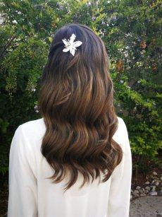 תמונה 11 מתוך חוות דעת על שני שוסטר תסרוקות כלה-ערב - תסרוקות כלה ועיצוב שיער
