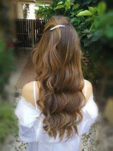 תמונה 8 מתוך חוות דעת על שני שוסטר תסרוקות כלה-ערב - תסרוקות כלה ועיצוב שיער