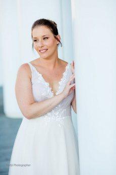 תמונה 11 מתוך חוות דעת על תמרה - סטודיו לעיצוב שמלות כלה - שמלות כלה
