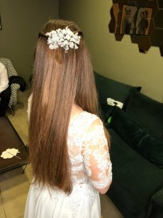 תמונה 8 מתוך חוות דעת על ורד אורן חינגה - איפור ושיער - איפור כלות