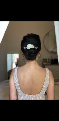 תמונה 4 מתוך חוות דעת על ורד אורן חינגה - איפור ושיער - איפור כלות
