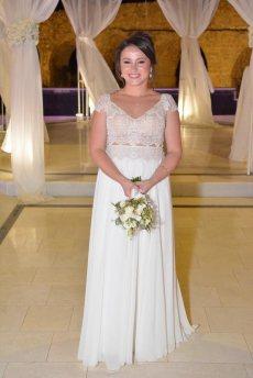 תמונה 3 מתוך חוות דעת על ורד גלעדי שמלות כלה - שמלות כלה