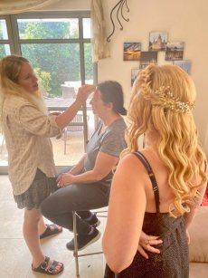 תמונה 5 מתוך חוות דעת על Shoshi Ofir - שושי אופיר - איפור ושיער - איפור כלות