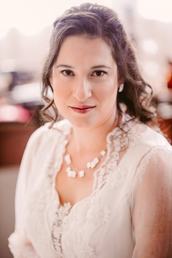 תמונה 2 מתוך חוות דעת על חגית הרן איפור ושיער - איפור כלות