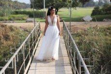 תמונה 8 מתוך חוות דעת על ערבה פולק - שמלות כלה - שמלות כלה
