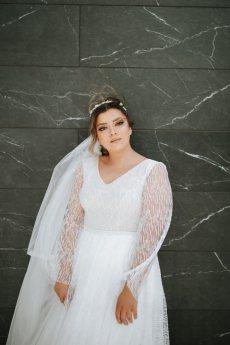 תמונה 9 מתוך חוות דעת על ערבה פולק - שמלות כלה - שמלות כלה