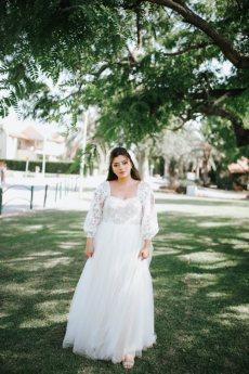 תמונה 11 מתוך חוות דעת על ערבה פולק - שמלות כלה - שמלות כלה