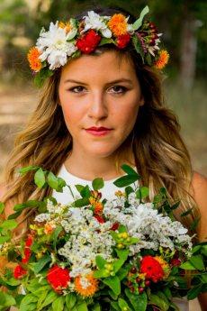 תמונה 9 של סיון פרימור flower queens - אקססוריז ותכשיטים לחתונה