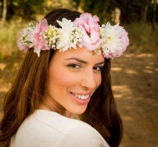 תמונה 8 של סיון פרימור flower queens - אקססוריז ותכשיטים לחתונה
