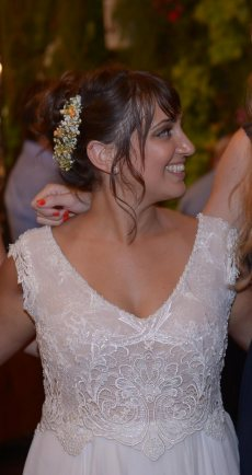 תמונה 7 מתוך חוות דעת על סיון פרימור flower queens - אקססוריז ותכשיטים לחתונה