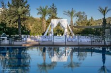 תמונה 4 של מלון יהודה - אולמות וגני אירועים