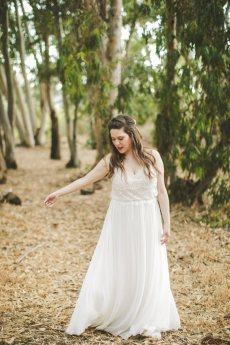 תמונה 4 מתוך חוות דעת על מיכל מוטיל - שמלות כלה