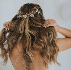 תמונה 6 של אולגה אלמליח- איפור ועיצוב שיער - איפור כלות