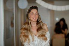 תמונה 4 של אולגה אלמליח- איפור ועיצוב שיער - איפור כלות