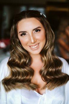 תמונה 7 מתוך חוות דעת על אולגה אלמליח- איפור ועיצוב שיער - איפור כלות