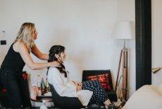תמונה 4 מתוך חוות דעת על אולגה אלמליח- איפור ועיצוב שיער - איפור כלות