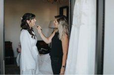 תמונה 5 מתוך חוות דעת על אולגה אלמליח- איפור ועיצוב שיער - איפור כלות