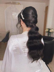 תמונה 1 מתוך חוות דעת על אולגה אלמליח- איפור ועיצוב שיער - איפור כלות