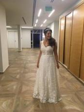 תמונה 10 מתוך חוות דעת על שרון כץ - שמלות כלה - שמלות כלה