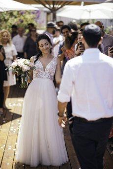 תמונה 2 מתוך חוות דעת על שרון כץ - שמלות כלה - שמלות כלה