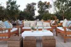 תמונה 7 של יקבי קיסריה-הגן בקיסריה - אולמות וגני אירועים