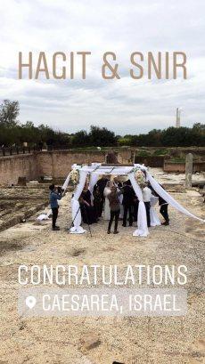 תמונה 3 מתוך חוות דעת על יקבי קיסריה-הגן בקיסריה - אולמות וגני אירועים