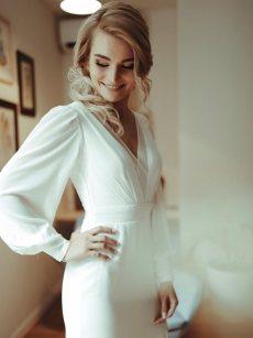 תמונה 1 מתוך חוות דעת על ואדים מרגולין - שמלות כלה